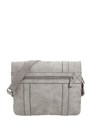 Laptop bag in vintage-stijl