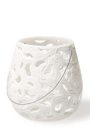 Laternen-Teelichthalter groß