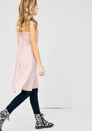 Legging van stretchkatoen