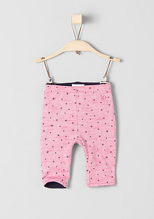 Leggings with little stars from s.Oliver