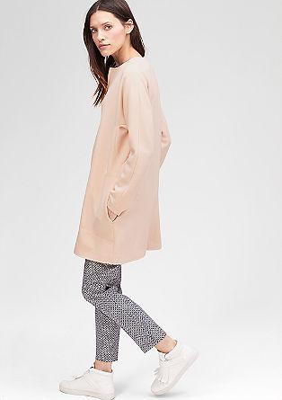 Leichter Mantel im Retro-Look