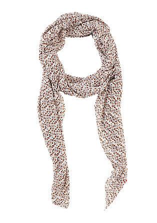 Leichter Schal mit Allover-Muster