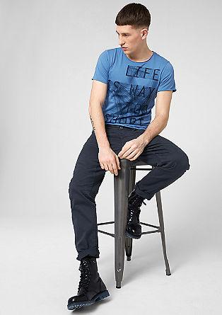 Liam Straight: Barvne kavbojke