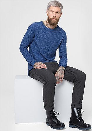 Liam Straight: hlače z vzorcem