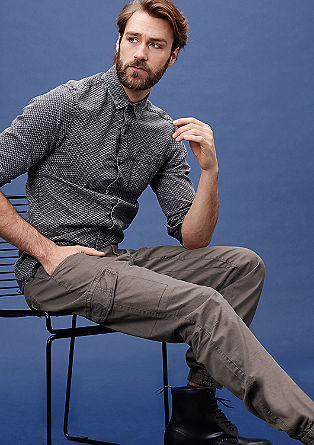 Liam Straight: Športne hlače kargo