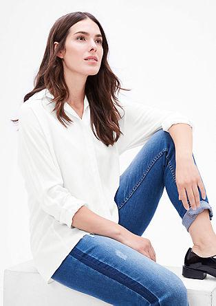 Lichte blouse van viscose