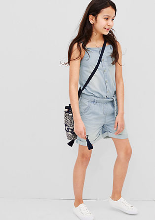 Light Denim-Jumpsuit