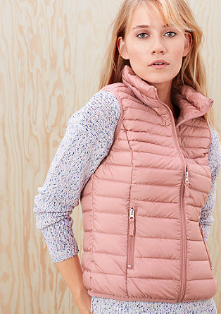 Light down gilet from s.Oliver