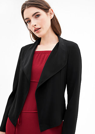 Lightweight blazer jacket from s.Oliver