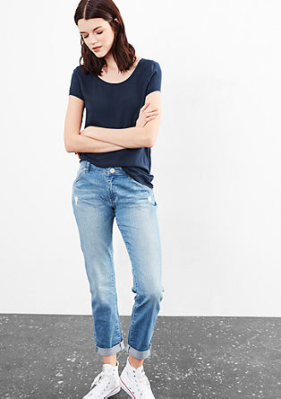 Lightweight blouse top from s.Oliver