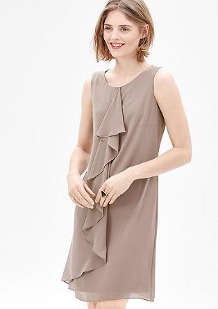 Lightweight chiffon dress from s.Oliver