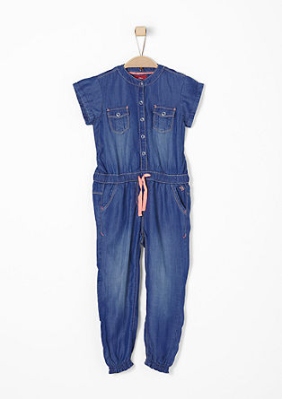 Lightweight denim jumpsuit from s.Oliver