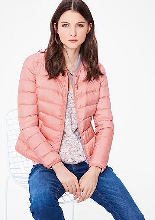 Lightweight down jacket from s.Oliver