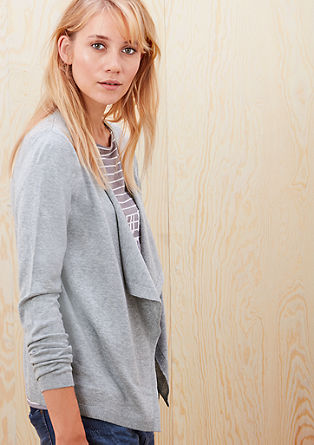 Lightweight fine knit cardigan from s.Oliver