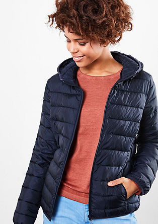 Lightweight quilted jacket from s.Oliver