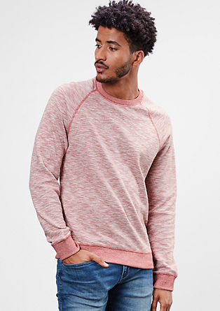 Lightweight sweatshirt from s.Oliver