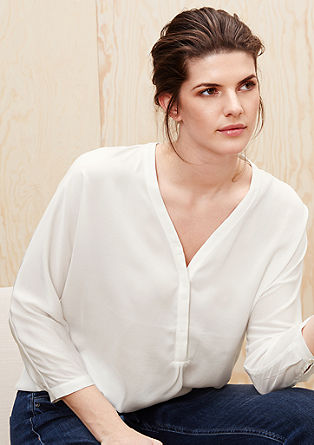 Lightweight tunic blouse from s.Oliver