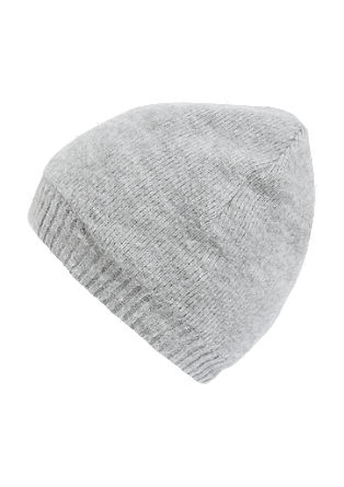 Lined fine knit hat from s.Oliver
