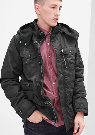 Lined outdoor jacket from s.Oliver