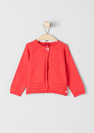 Little fine knit jacket from s.Oliver