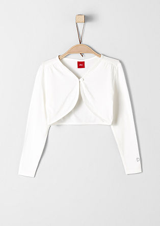 Long sleeve bolero from s.Oliver