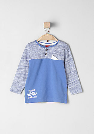 Long sleeve top from s.Oliver