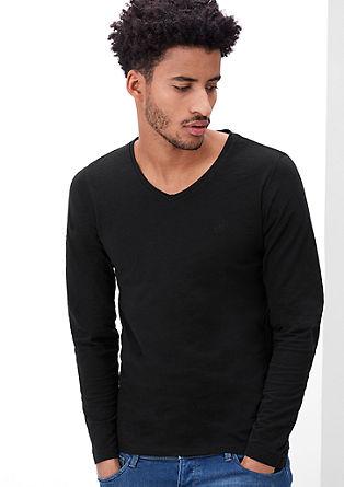 Longsleeve in Garment Dye