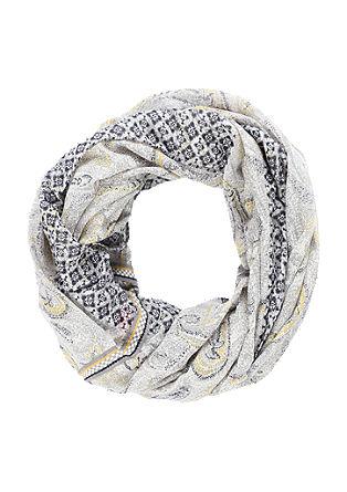 Loop mit Paisley-Muster