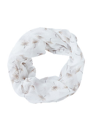 Loop mit Pusteblumen-Print