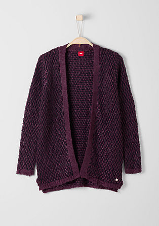 Loose knit cardigan from s.Oliver
