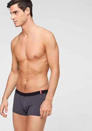 Low cut boxer shorts from s.Oliver