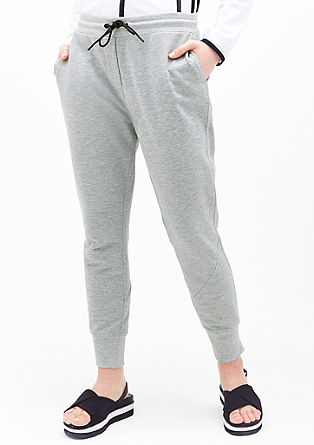 Luchtige jogger style pants