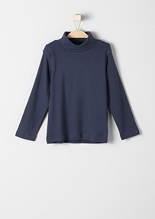 Majica dolg rokav s puli ovratnikom