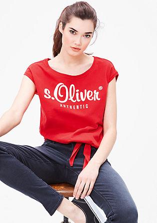 Majica iz kolekcije s.Oliver AUTHENTIC