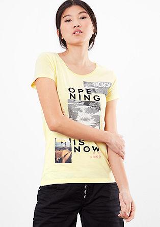 Majica kratek rokav s fotografijo