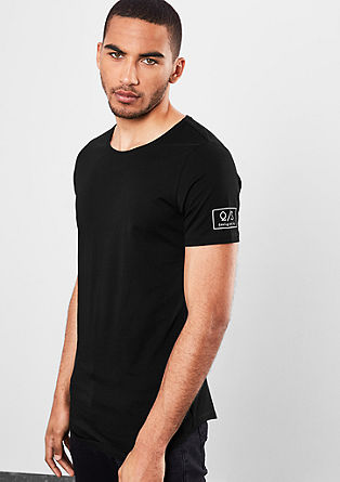 Majica kratek rokav s potiskom na hrbtu