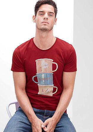 Majica s fotografskim potiskom