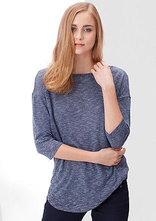 Majica v videzu prevelikega oblačila
