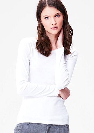 Majica z dolgimi rokavi, dvojno pakiranje