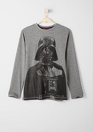 Majica z dolgimi rokavi in motivom Star Wars