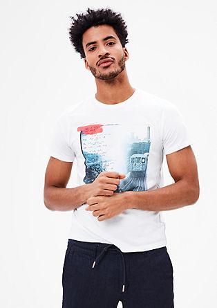 Majica z mestnim tiskom