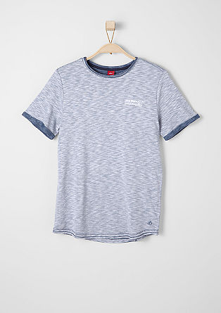 Majica z obojestranskim videzom