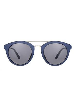 Materialmix-Sonnenbrille
