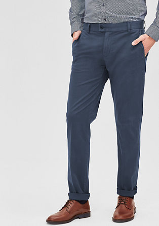 Mauro Slim: Stretch-Jeans