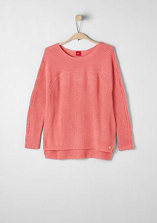 Mehek pleten pulover