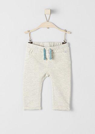 Mehke hlače z vrvico