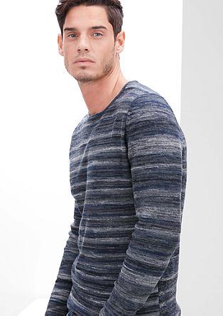 Meliran bombažni pulover