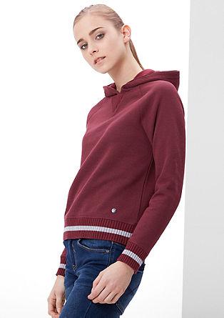 Meliran sweatshirt pulover s kapuco