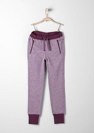 Melirane hlače za sprostitveni tek