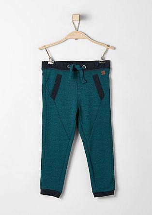 Melirane hlače za tek